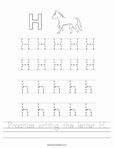 Letter H Traceable Worksheets Letter J Letter Case Recognition Worksheet Letter J Letter H