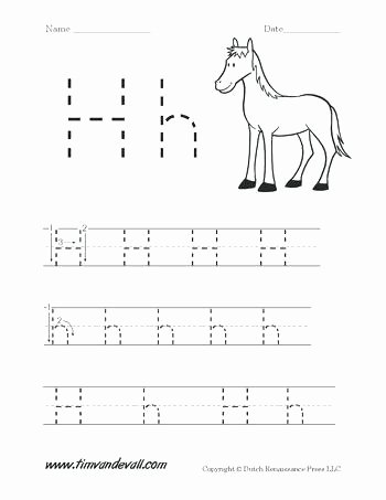Letter H Tracing Worksheets Letter H Handwriting Worksheets – butterbeebetty