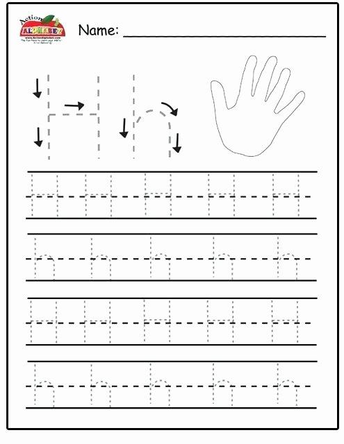 h trace worksheet letter h tracing worksheets letter b tracing worksheets for kindergarten