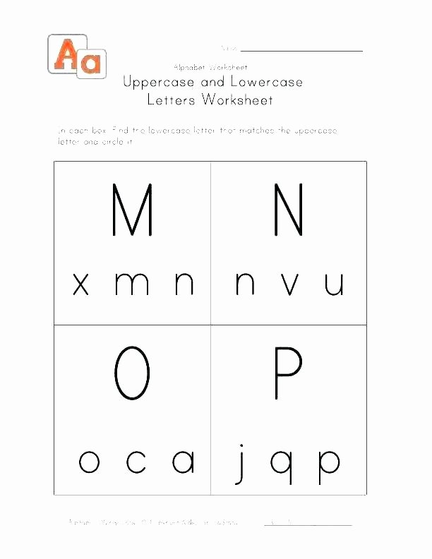 Letter H Tracing Worksheets Preschool Uppercase and Lowercase Alphabet Tracing Worksheets