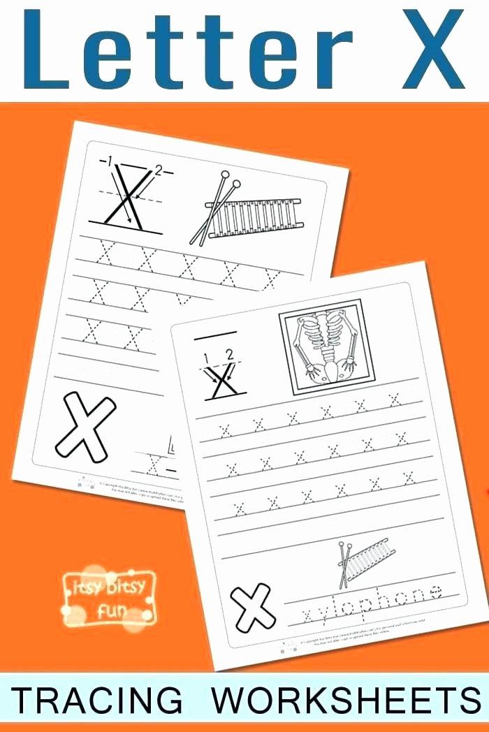 Letter H Tracing Worksheets X Worksheets for Kindergarten Sight Words Tracing Letter