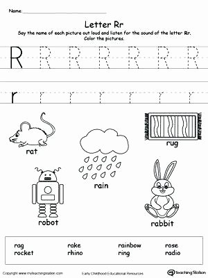 Letter H Worksheets for Kindergarten Letter H Worksheets