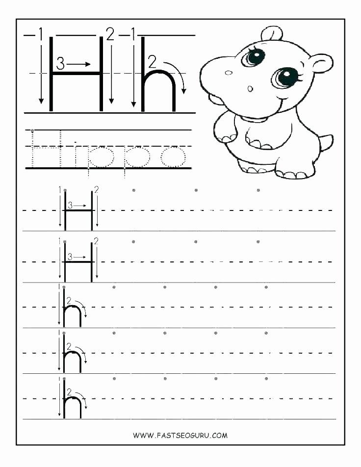 Letter H Worksheets for Preschool Letter Case Recognition Worksheet H sound Worksheets