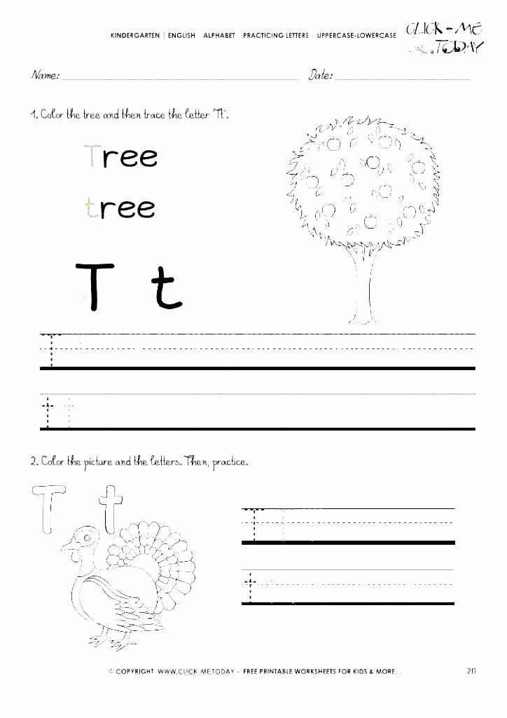 Letter H Worksheets for Preschoolers Letter H Worksheets