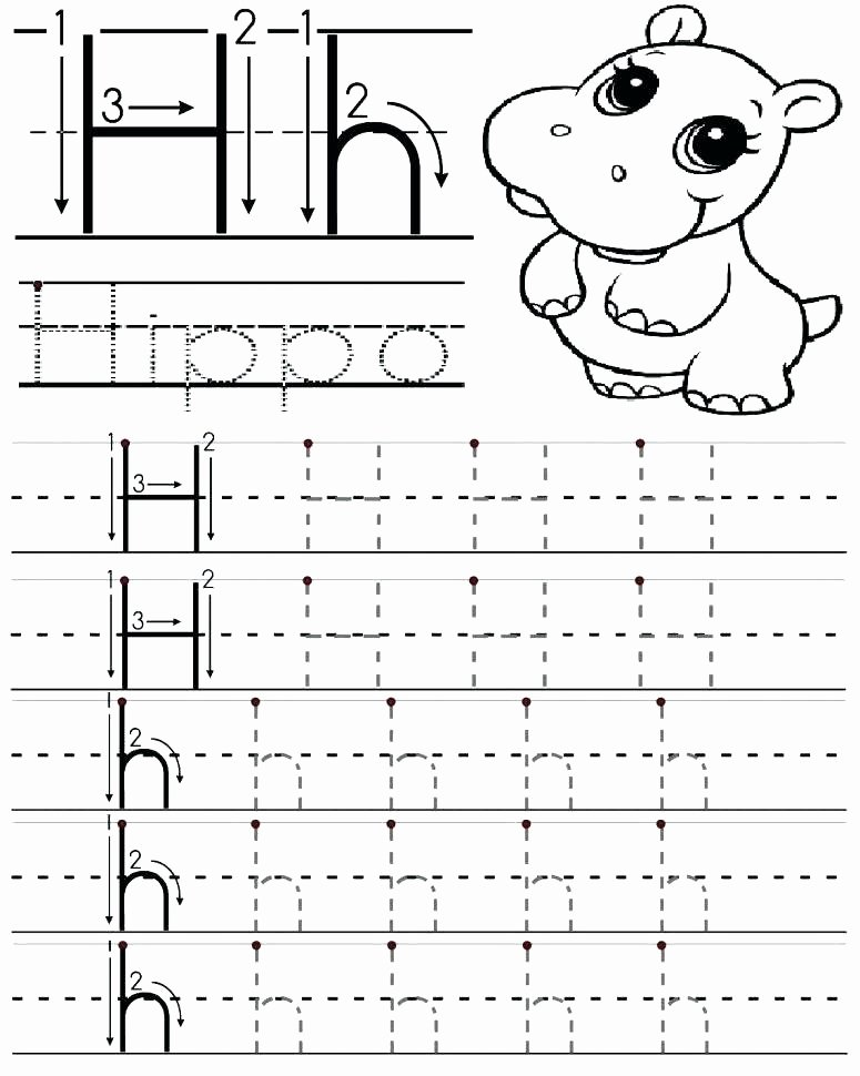 free printable letter h worksheets fresh best images about on of small size for kindergarten preschool sounds a writing worksheet first grade