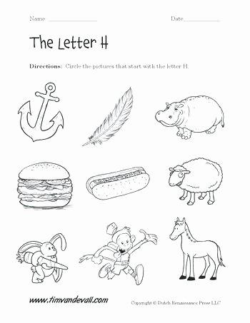 Letter H Worksheets for Preschoolers Letter Y Tracing Worksheet Preschool Worksheets N Free