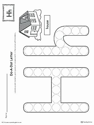 Letter H Worksheets for Preschoolers Preschool Letter Worksheets B Letter B Preschool Worksheets