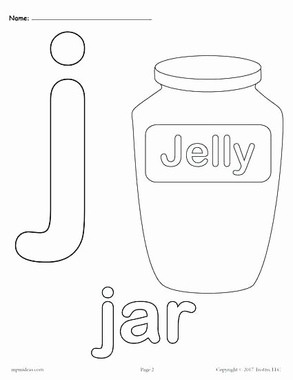Letter J Worksheets Inspirational Letter J Worksheets for Preschool