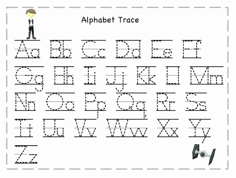 Letter K Tracing Worksheets Preschool Letter J Tracing Worksheets