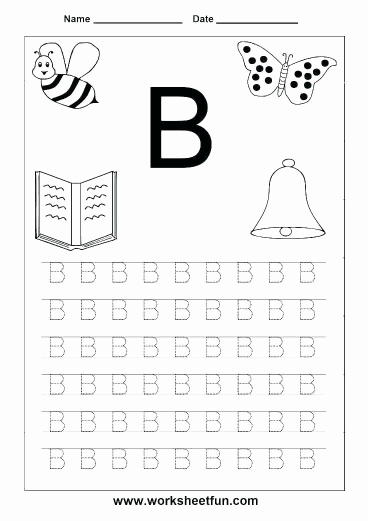 Letter L Worksheet for Preschool Letter T Worksheet for Preschoolers Free Worksheets