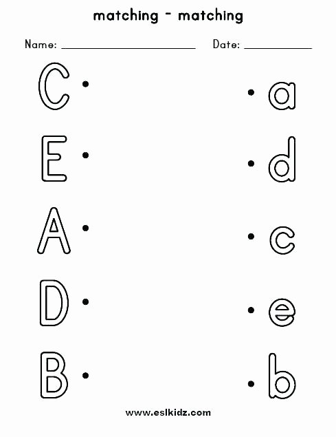 Letter L Worksheet Preschool Letter Phonics Worksheets Preschool Free Early Learning
