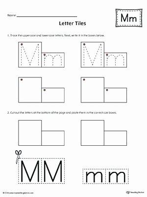 Letter M Worksheets for Preschoolers Worksheets Tracing Letter M Kindergarten H for Alpha