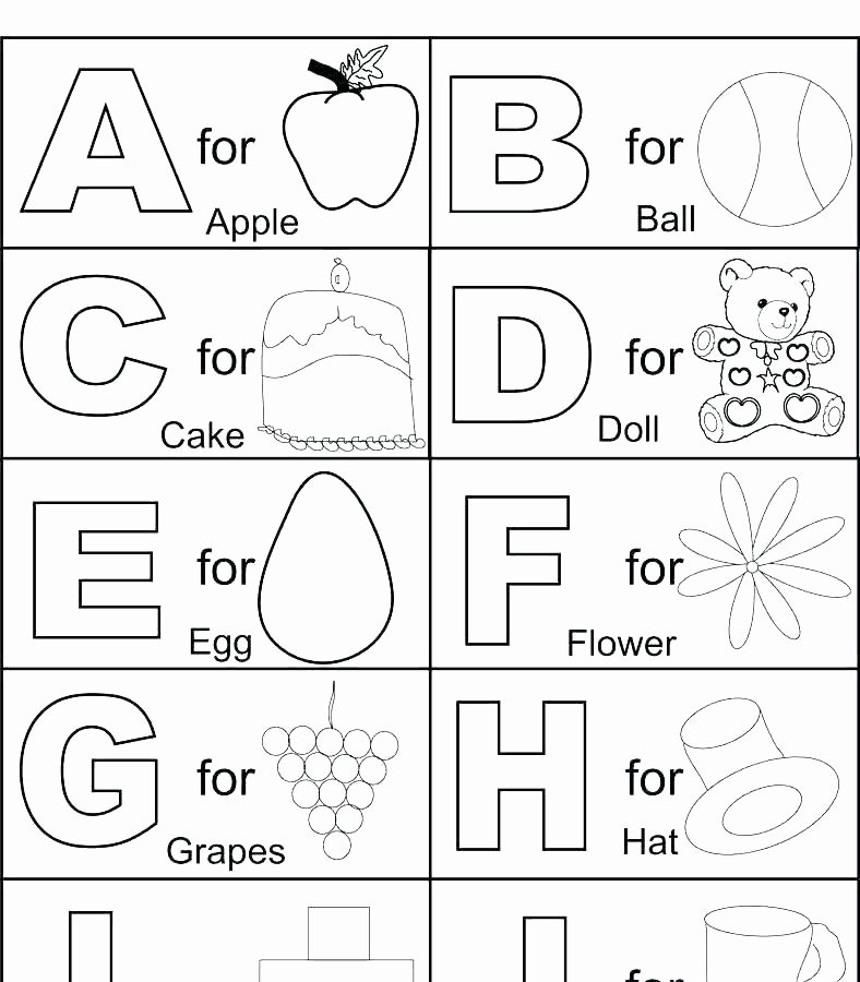 Letter M Worksheets Kindergarten Letter M Printable Worksheets