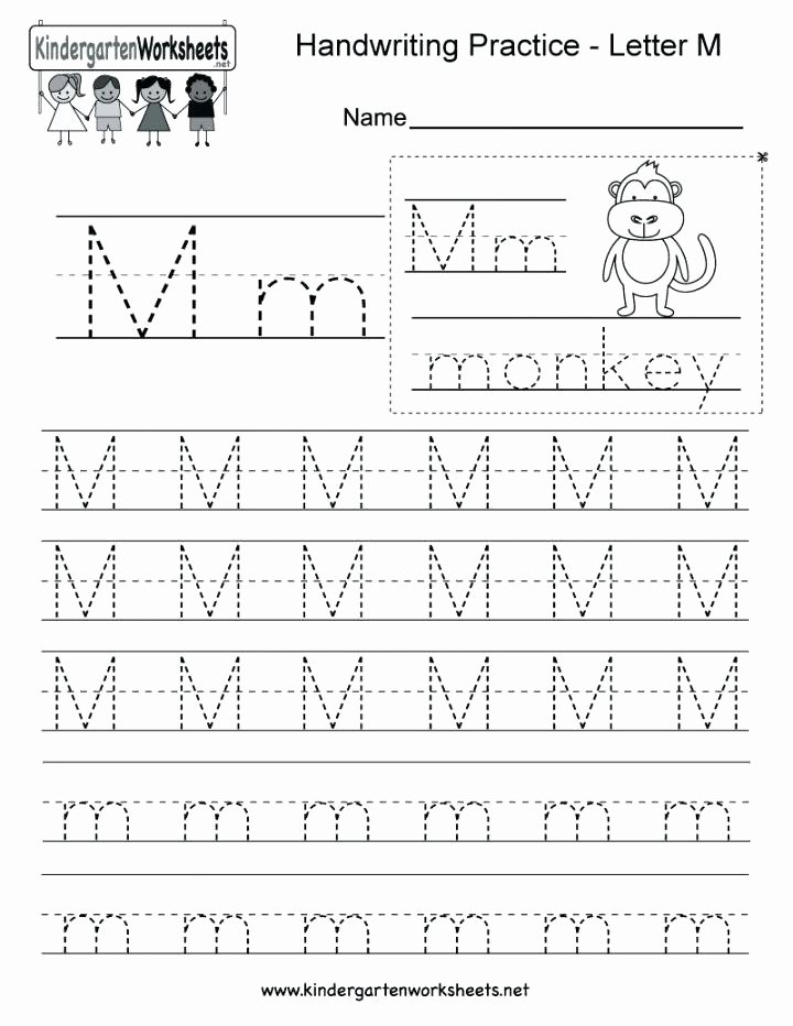 Letter M Worksheets Kindergarten Tracing Letter M Worksheets Kindergarten Tracing Letter M