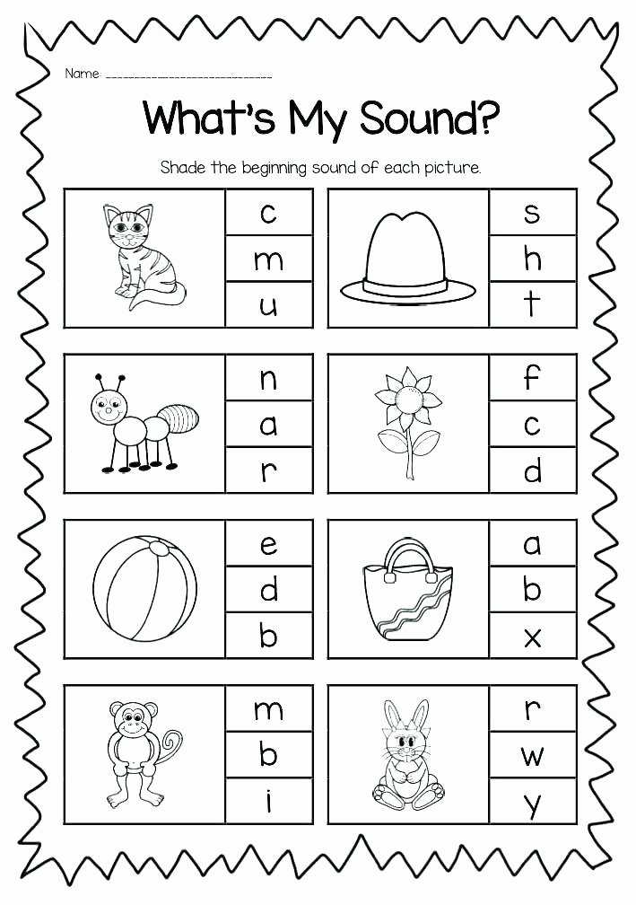 Letter M Worksheets Preschool Letter C Worksheets