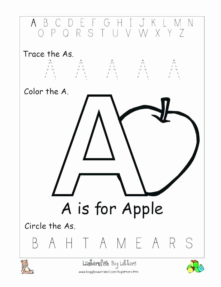 Letter N Worksheets for Kindergarten Cute Letter Find Worksheets with A Freebie Preschool
