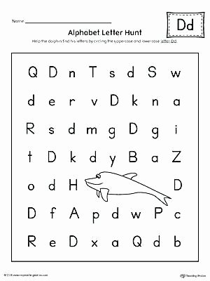 Letter N Worksheets for Kindergarten Free Letter D Worksheets Free Printable Worksheets for