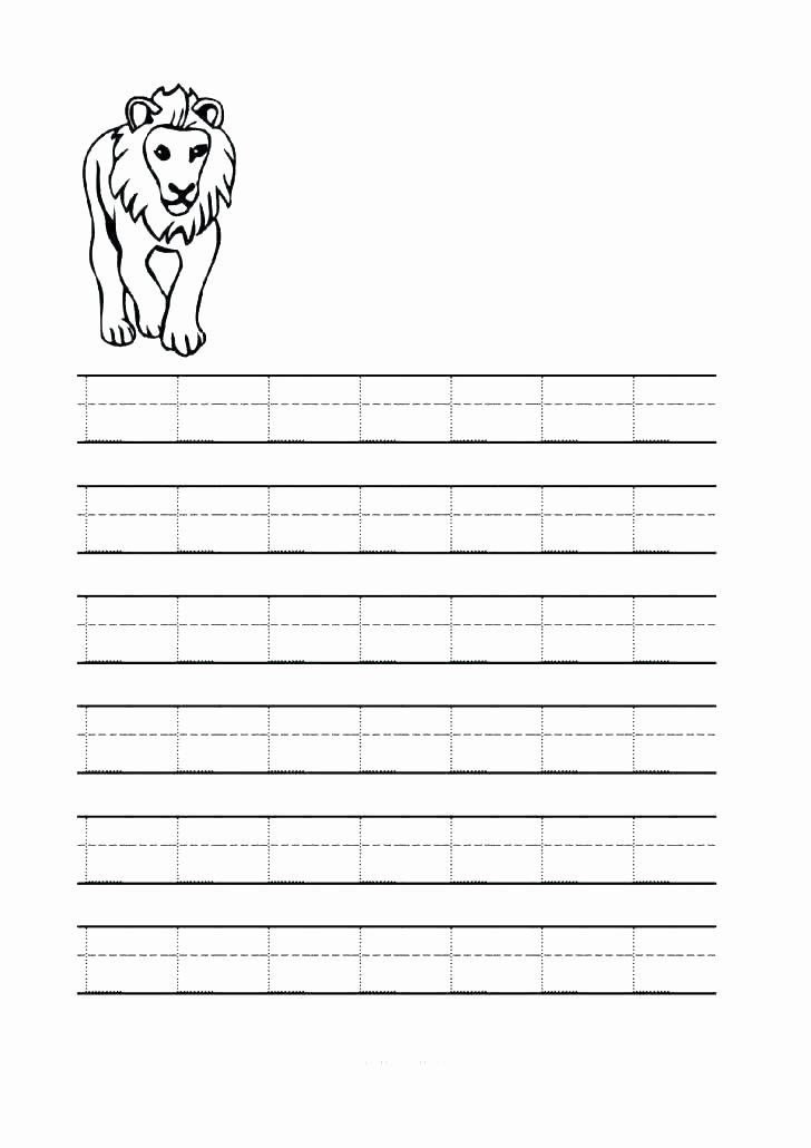 Letter N Worksheets for Kindergarten Letter N Worksheets