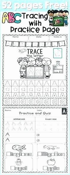 Letter N Worksheets for Preschool Free Letter N Worksheets