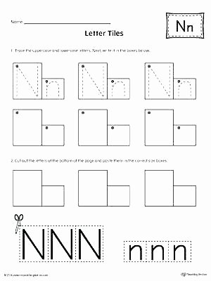 free printable tracing alphabet worksheets traceable unique trace letter n worksheet cursive handwri