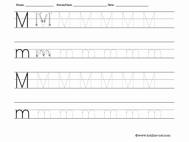 Letter N Worksheets Kindergarten Letter N Worksheets