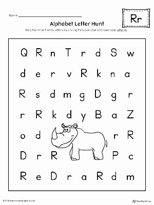 Letter P Tracing Worksheets Letter K Cut and Paste Worksheets