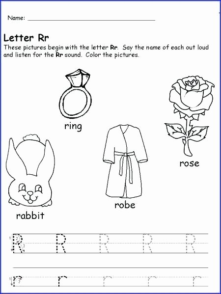 Letter P Worksheets for toddlers Finding and Connecting Letters Letter O Worksheet Color