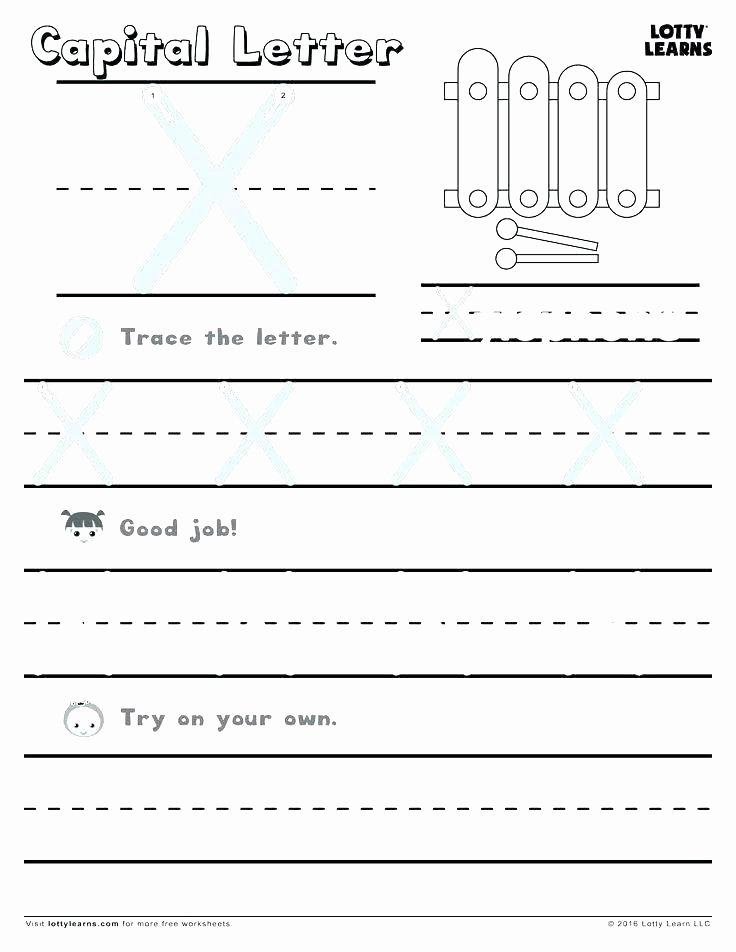 Letter P Worksheets Preschool Letter C Worksheets for Kindergarten