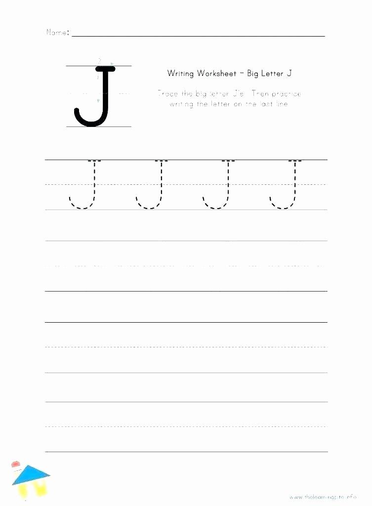 Letter P Worksheets Preschool Traceable Alphabet Worksheets for Preschoolers