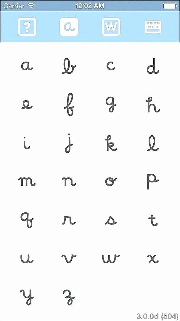 Letter Recognition Worksheets for Kindergarten Free Alphabet Preschool Printable Worksheets to Learn the