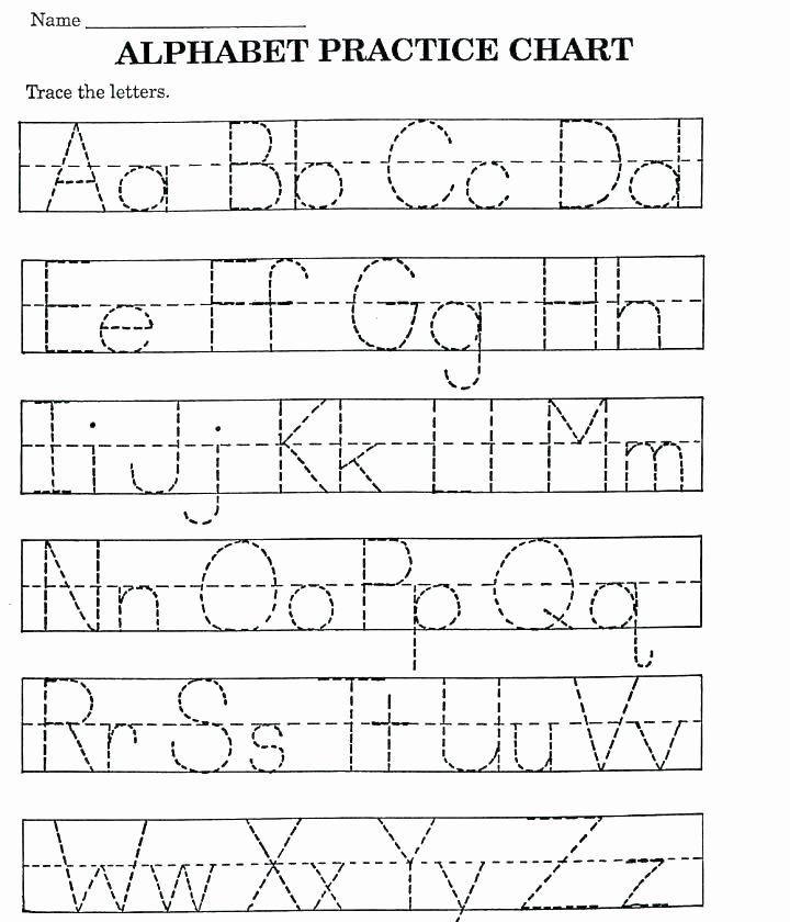 Letter Recognition Worksheets for Kindergarten Free Kindergarten Letter Recognition Worksheets