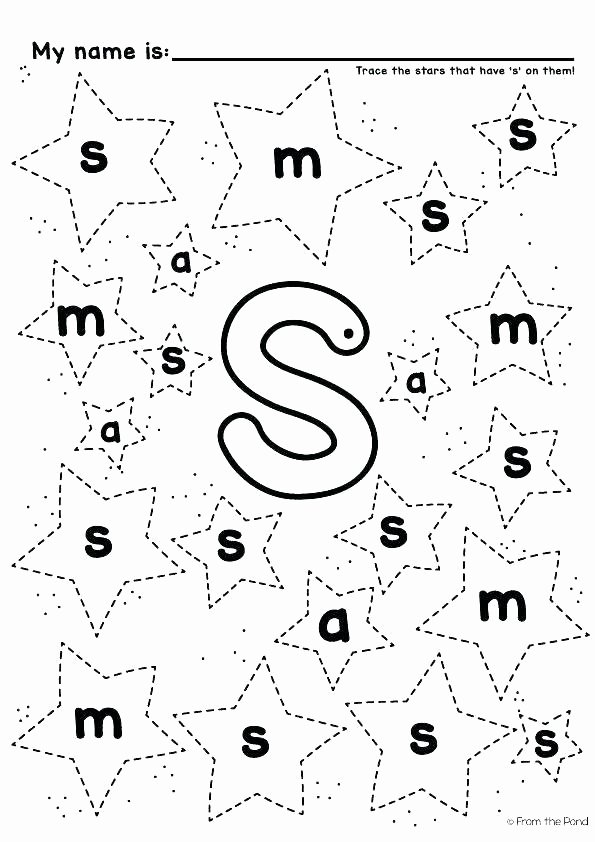 Letter sound Recognition Worksheets Free Letter sound Worksheets