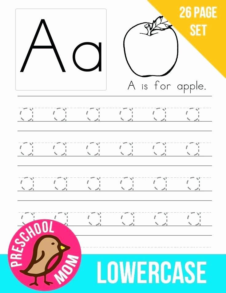 Letter Tracing Worksheets Az Free Alphabet Worksheets