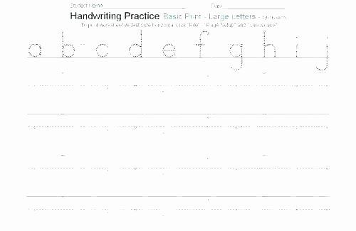 Letter Tracing Worksheets Az Printable Alphabet Handwriting Worksheets
