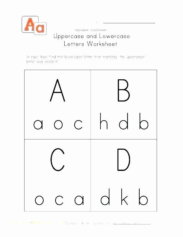 Letter U Worksheets for Kindergarten Learning Alphabets for Kindergarten Lesson Plans Circle the