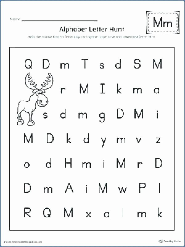 Letter U Worksheets for Kindergarten Practice Writing Letters Worksheets Preschool Activities for