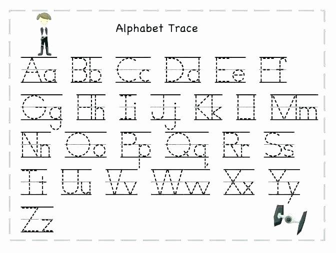 Letter V Worksheets Preschool Letter A Tracing Worksheets Preschool