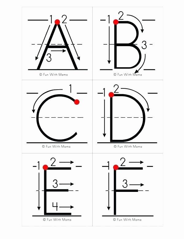 Letter W Worksheets for Preschoolers Letter formation Worksheets