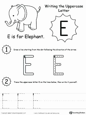 Letter X Worksheets for Preschool Kindergarten Upper and Lowercase Letters Worksheets Writing