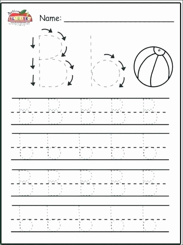 Letter X Worksheets for Preschool Letter Tracing Worksheet Printable D Create Worksheets Free