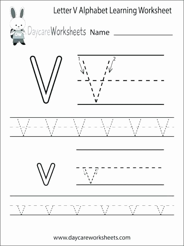 Letter X Worksheets for Preschool Letter V Printable Worksheets Letter B Printable Worksheets