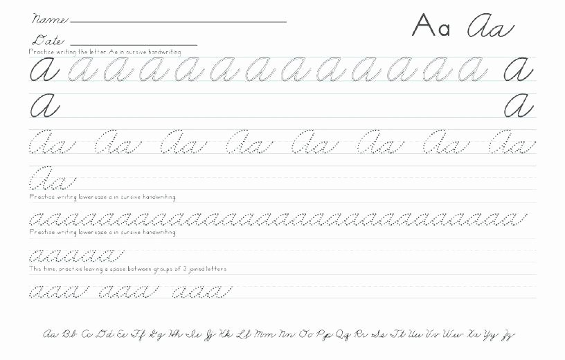 Lettering Practice Sheets Drafting Luxury Lined Cursive Writing Paper Floss Papers