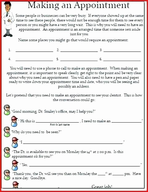 Life Skills Worksheets Kids Daily Life Skills Worksheets