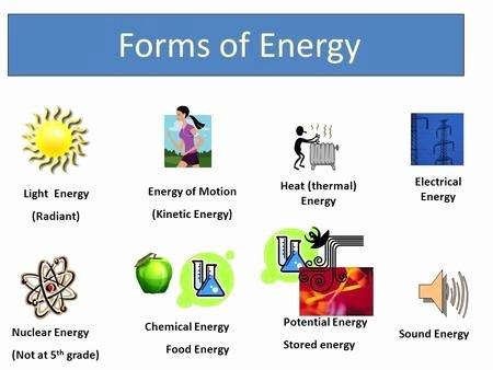 Light Energy Worksheets Light Energy Radiant Energy Of Motion Kinetic Energy