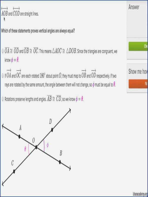 Lines Rays and Angles Worksheets 14 Beautiful Congruent Triangles Worksheet with Answer