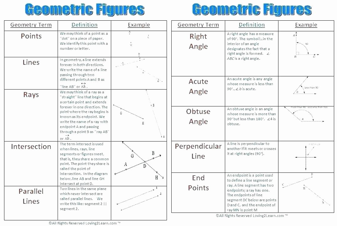 Lines Rays and Angles Worksheets Lines Segments and Rays Worksheets Pe Worksheets Ideas Line