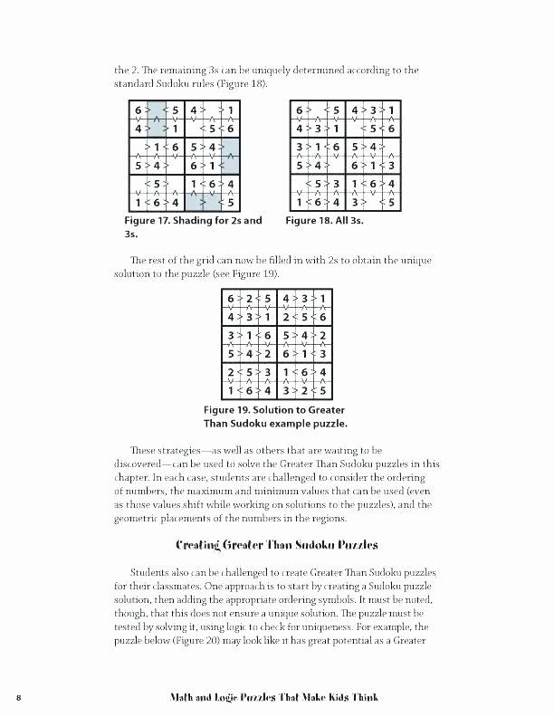 Logical Reasoning Worksheets Logic Problems Worksheets – Odmartlifestyle