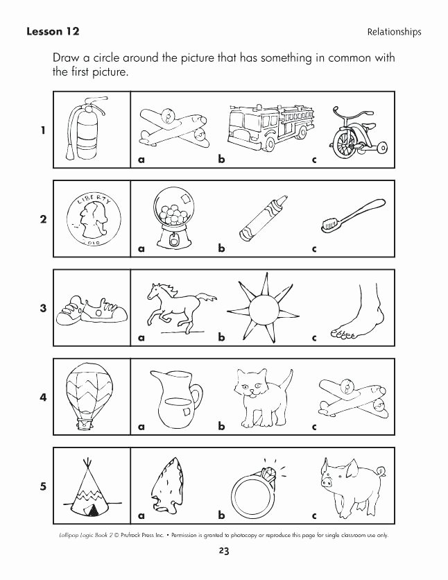 Logical Reasoning Worksheets Work Sheets Gr Logic Puzzles for High School Math
