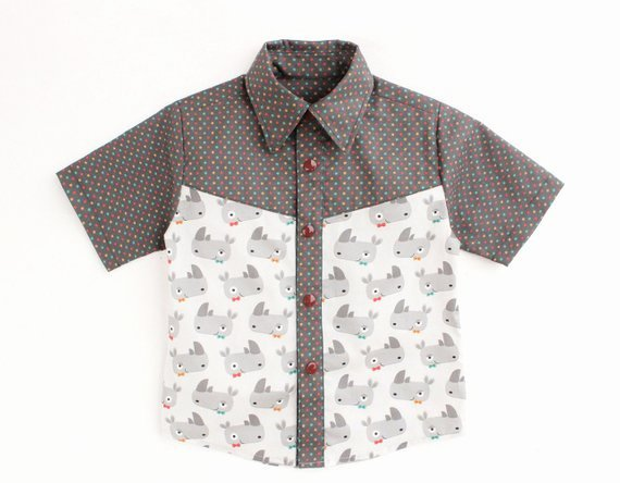 Long A Patterns Elegant Boy Girl Shirt Pattern Pdf Sewing Children Shirt toddler