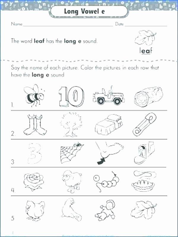 Long O Silent E Worksheets Long Vowel E Worksheets – Petpage